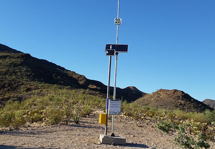Border Patrol CASE Installation