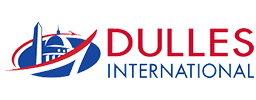 Dulles International Logo